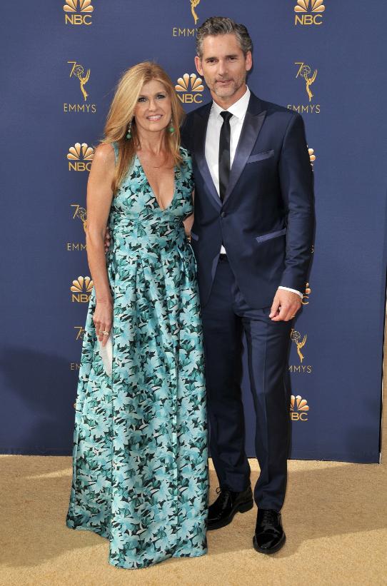 Connie Britton and Eric Bana. Credit: Netflix