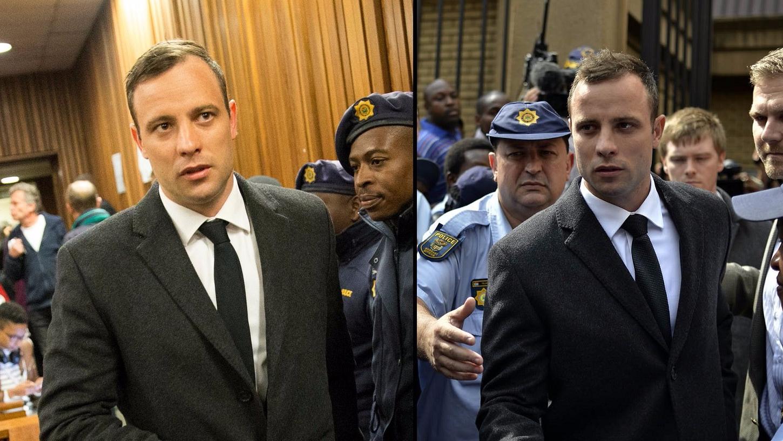 Former Paralympian Oscar Pistorius Has Jail Sentence Doubled