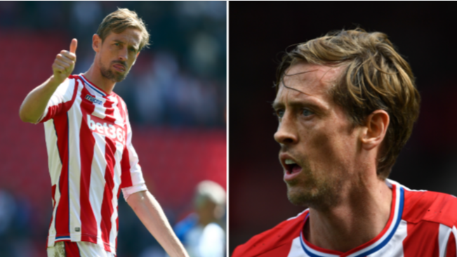 Peter Crouch Reportedly A Transfer Target For Surprise Italian Side