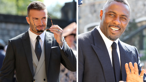 Idris Elba Just Turned Up At The Royal Wedding And Nobody Can Deal