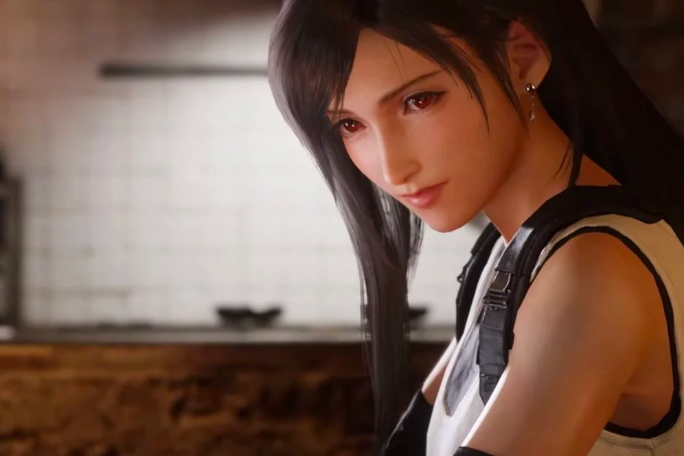 Final Fantasy VII Remake Will Include the Honey Bee Inn Cross-Dressing Event