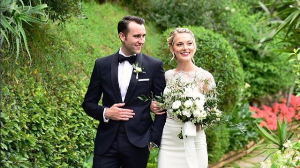Harry Potter Star Matthew Lewis Gets Married