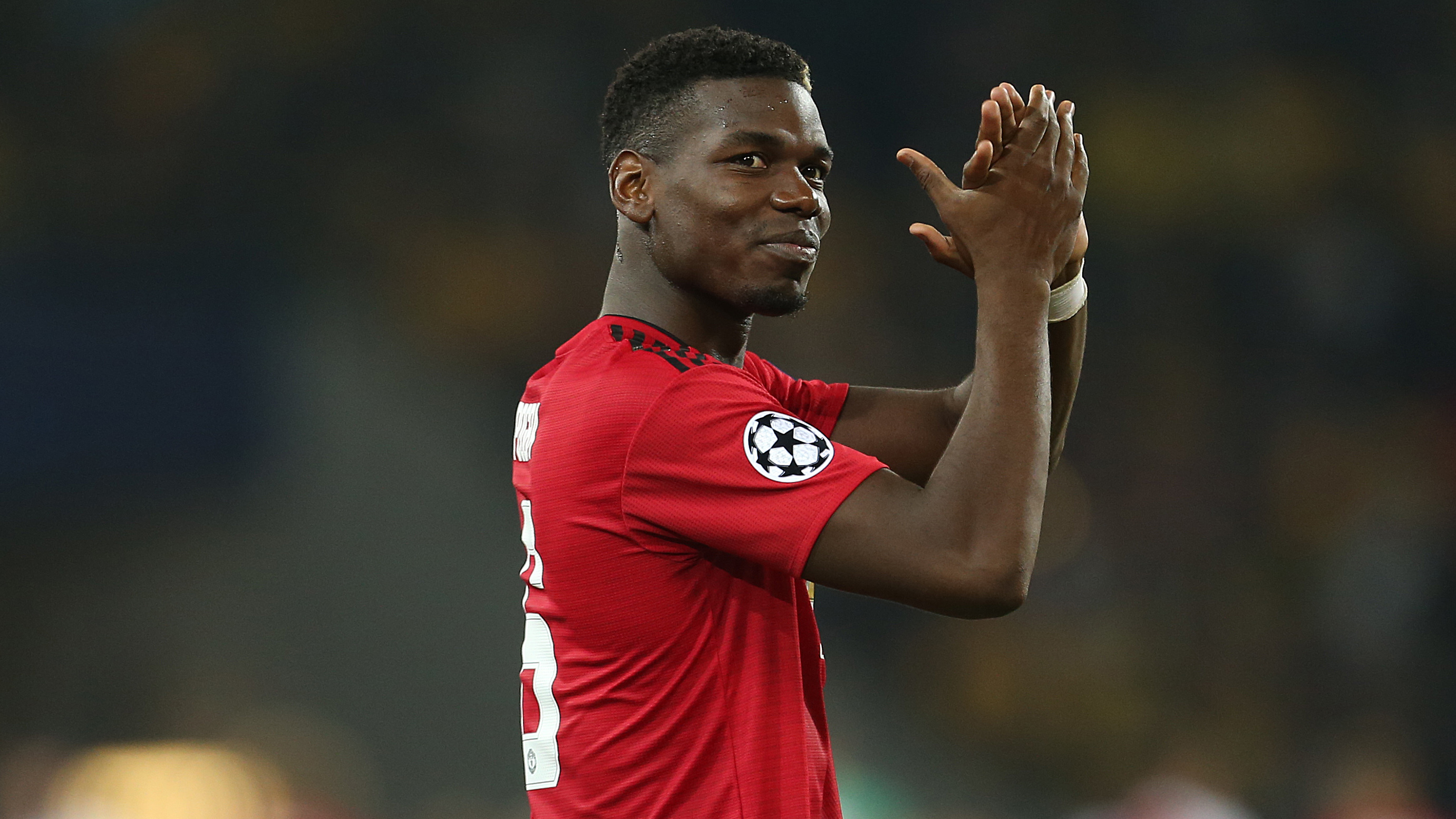 Could Pogba be the final piece of the Real puzzle? Image: PA Images