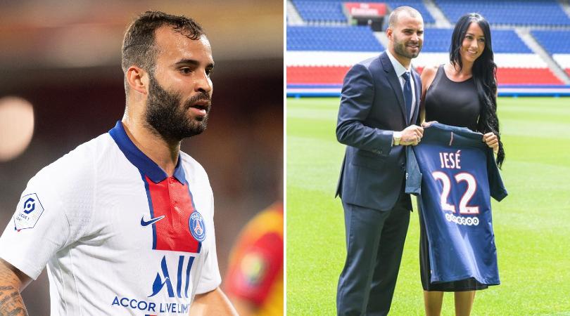 Jese Rodriguez: PSG Sack Spaniard Amid Sex Scandal Claims
