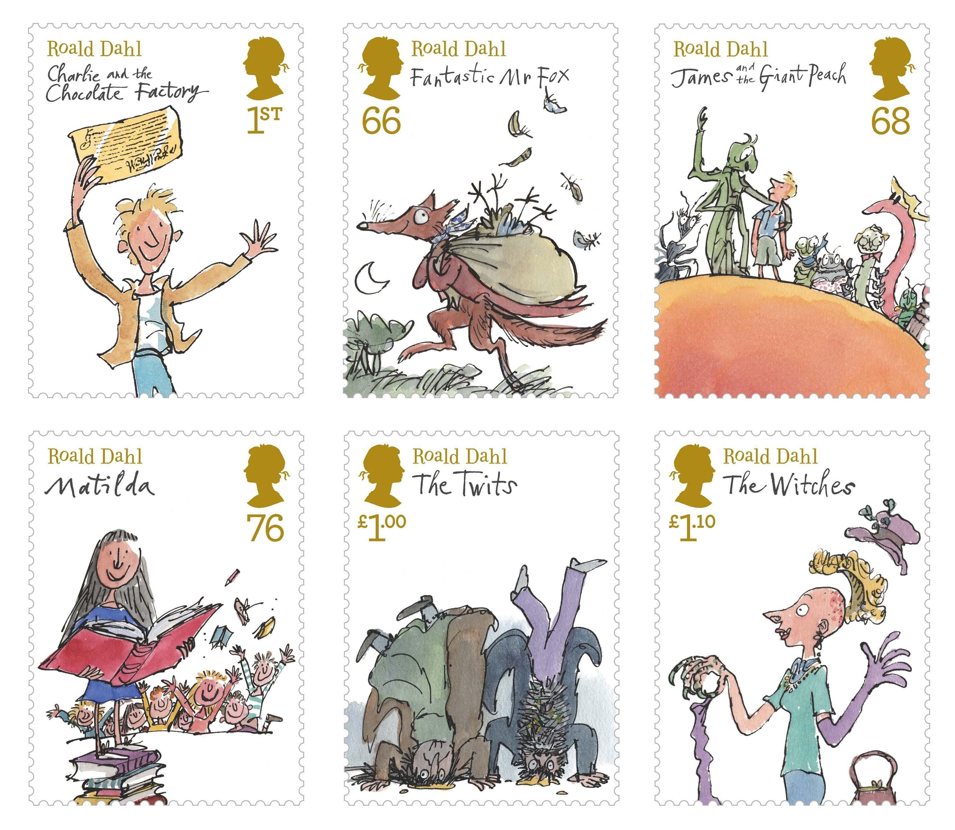 Netflix To Create Shows Based On Roald Dahl's Books