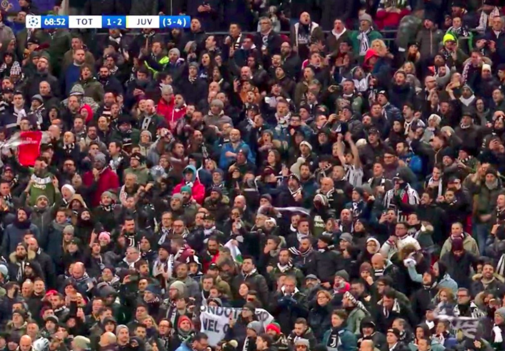 'North London is red': Wojciech Szczesny taunts Tottenham after Juventus KO