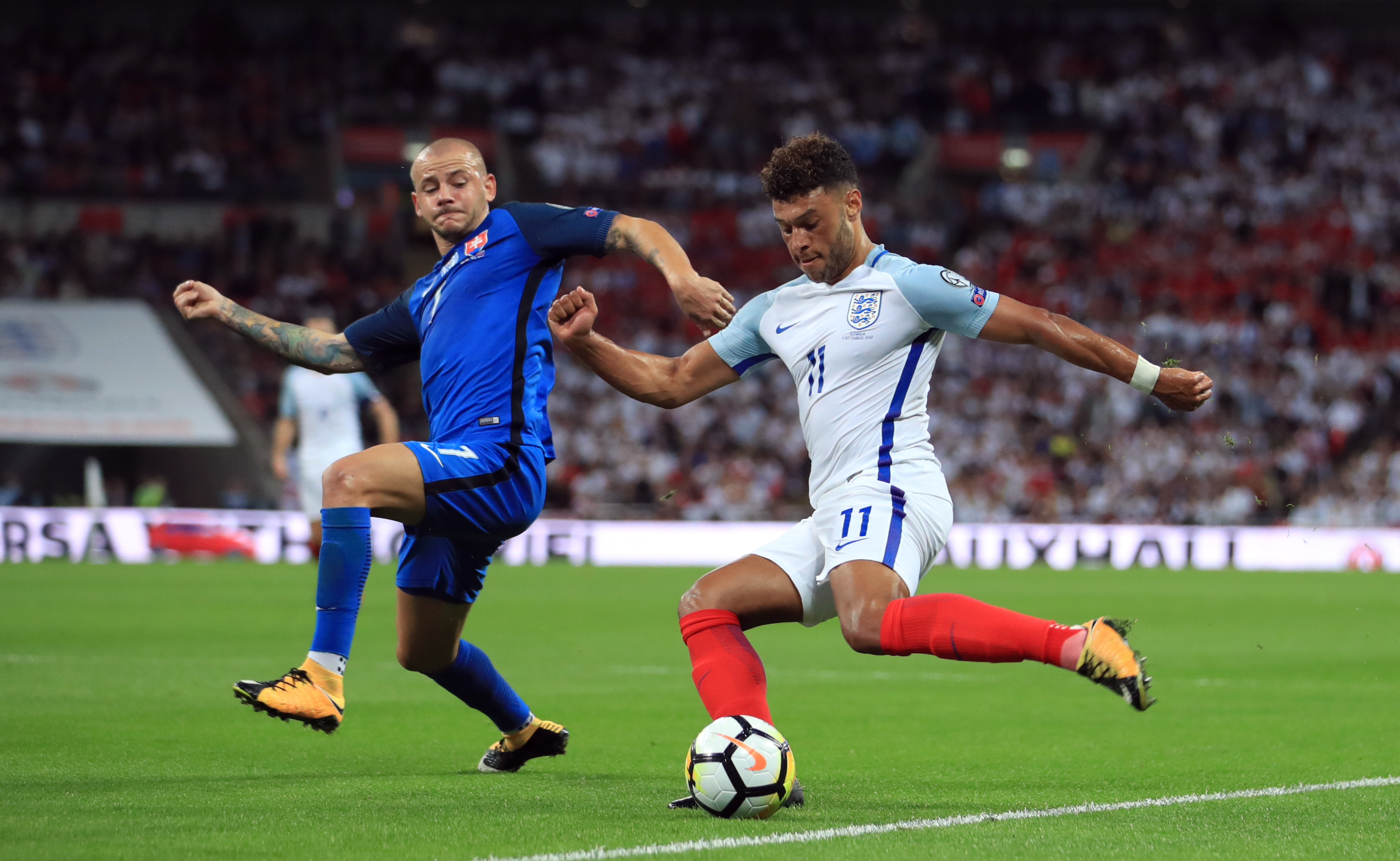 Southgate backs Sterling to improve England form