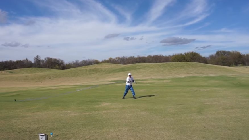 The Longest 'Usable' Golf Club In The World Is Just Ridiculous