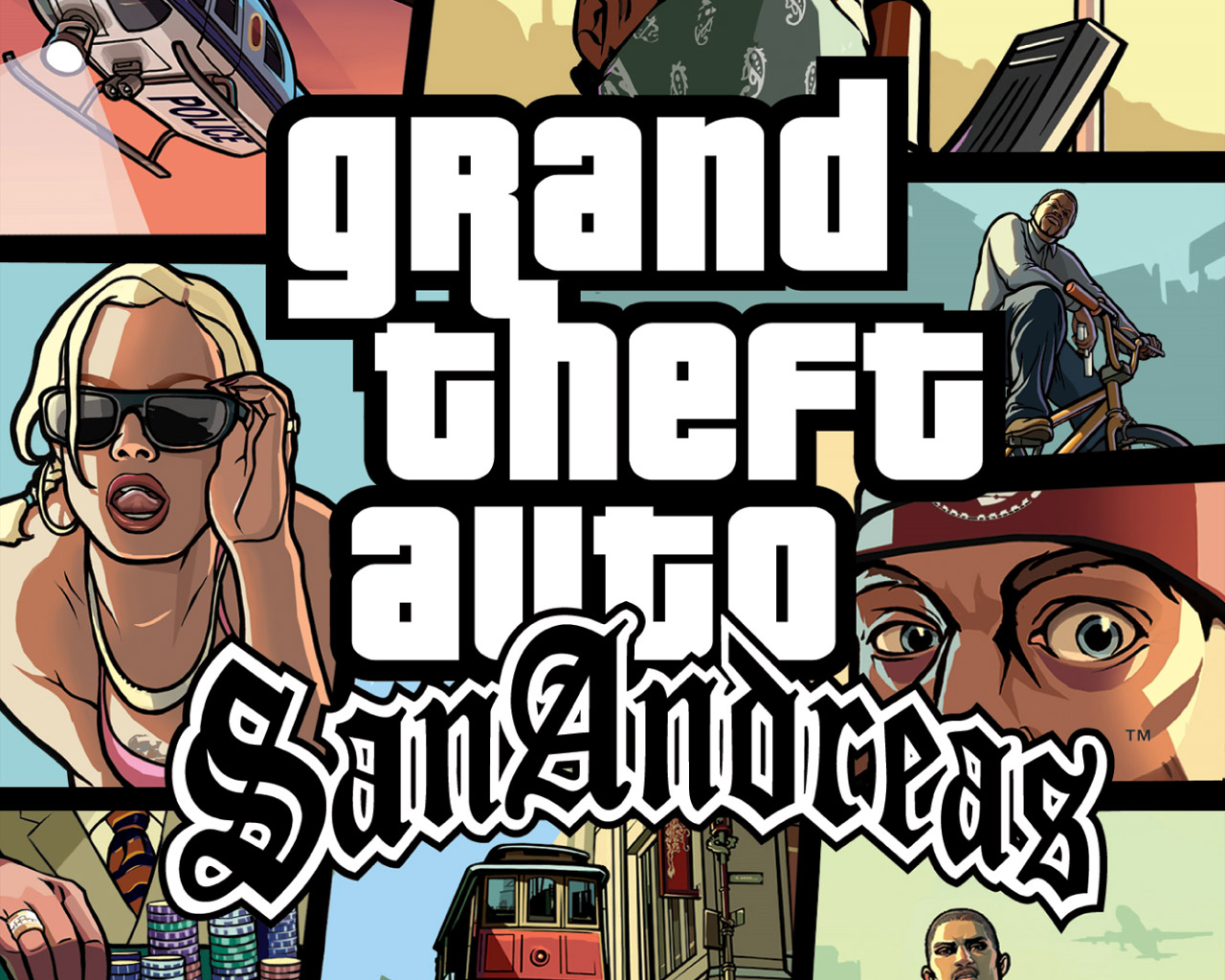 Is It Time Rockstar Completely Remastered 'Grand Theft Auto: San