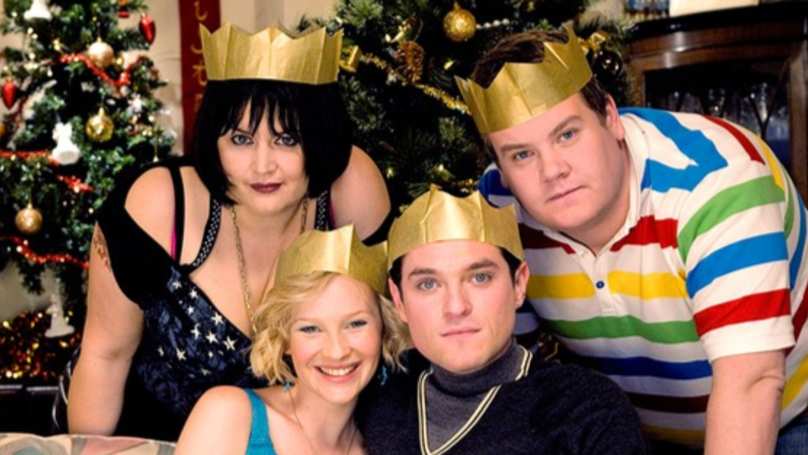 Gavin and Stacey is also returning this year for a special episode. Credit: BBC