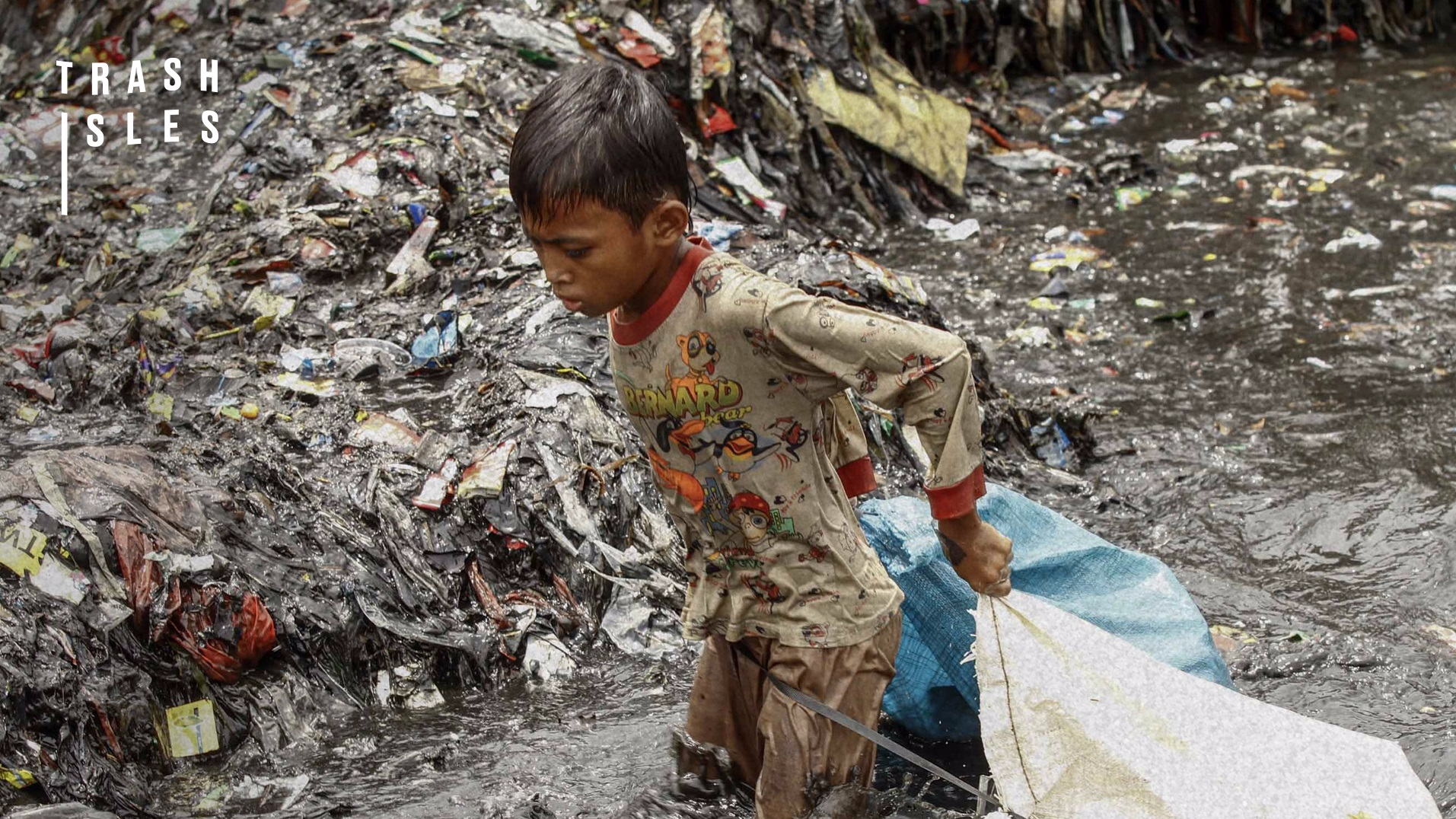 Sixty Percent Of All Plastic Pollution In Our Oceans Is Caused By Just Five Countries