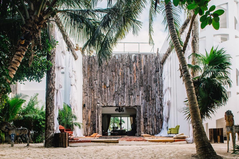 Pablo Escobar's old home