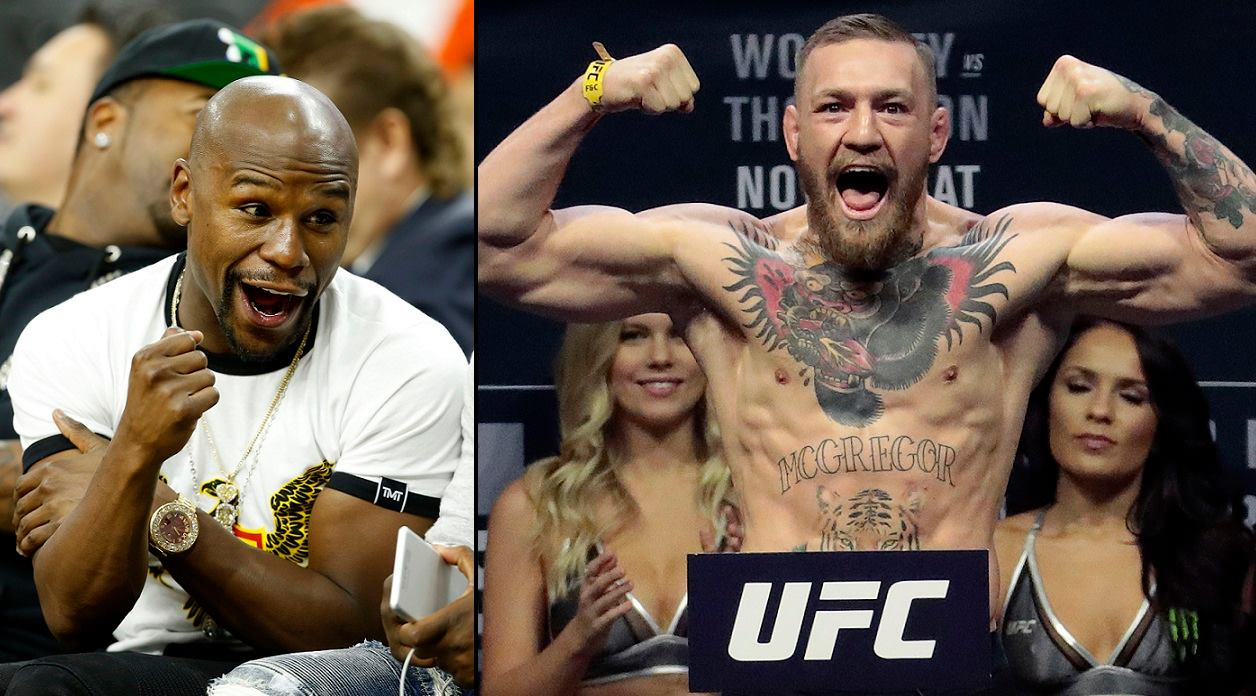 Conor McGregor And Floyd Mayweather Boxing Fight 'Very Likely' To Happen Next Year