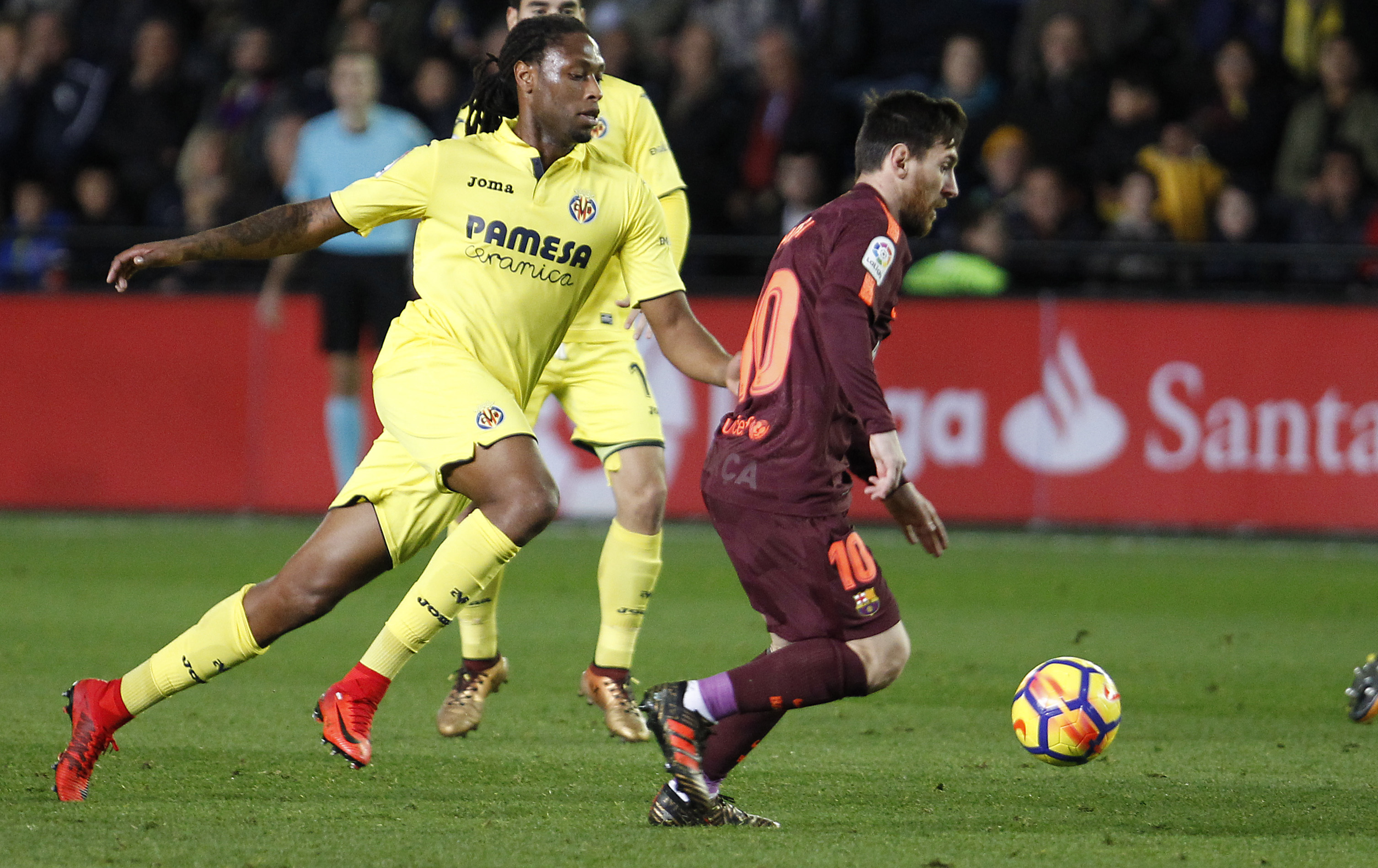 Villarreal player arrested after 'violent incident'