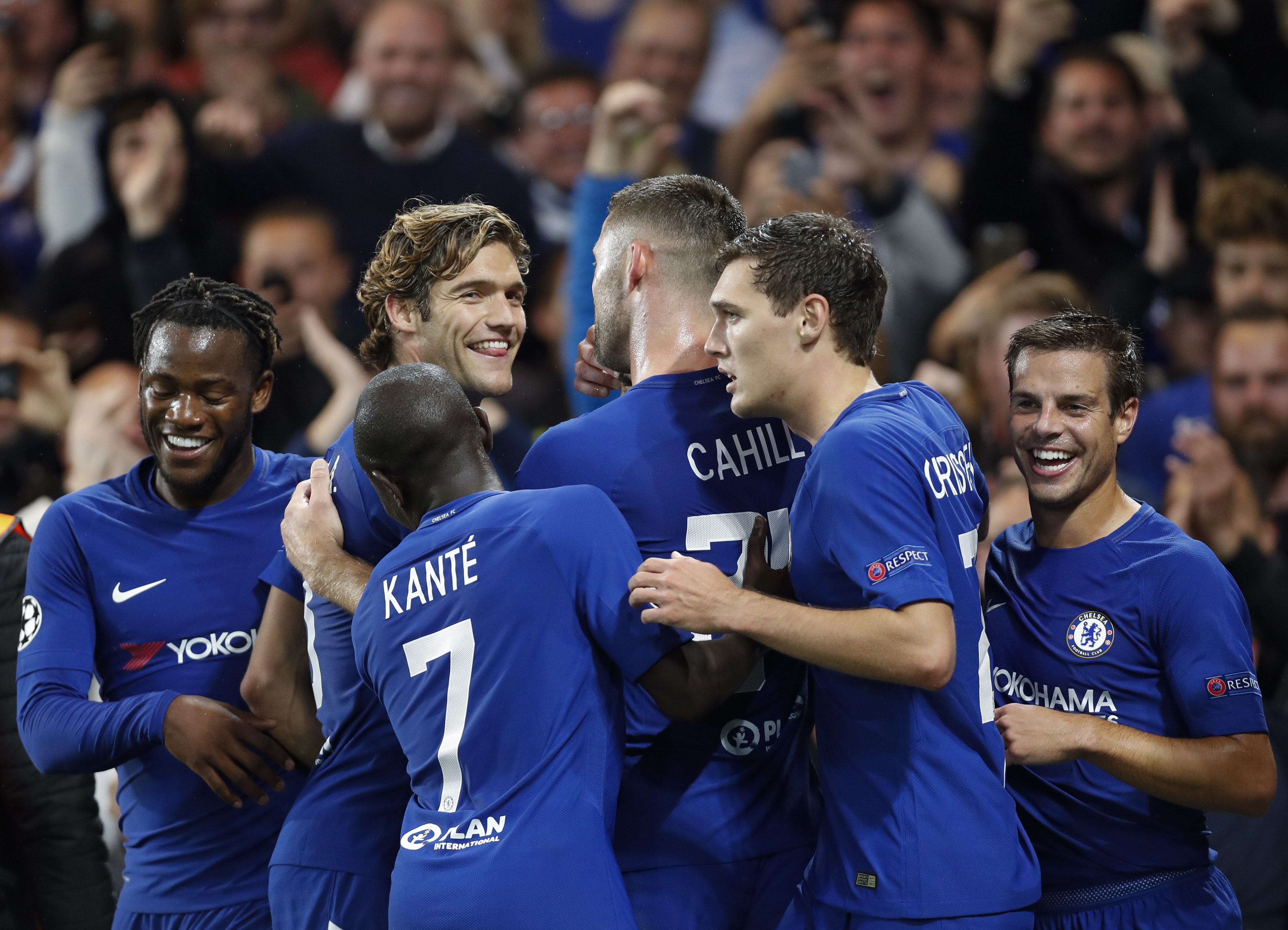 Conte Makes 6 Changes: Predicted Chelsea Line-Up vs FK Qarabag