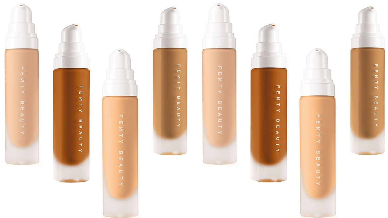 Fenty Foundation Just Got The Most Glowing Review Of All Time