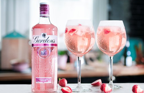 Gordons Sloe Gin >> Gordon's Have Released A Limited Edition PINK Gin And It's So Pretty - Pretty 52