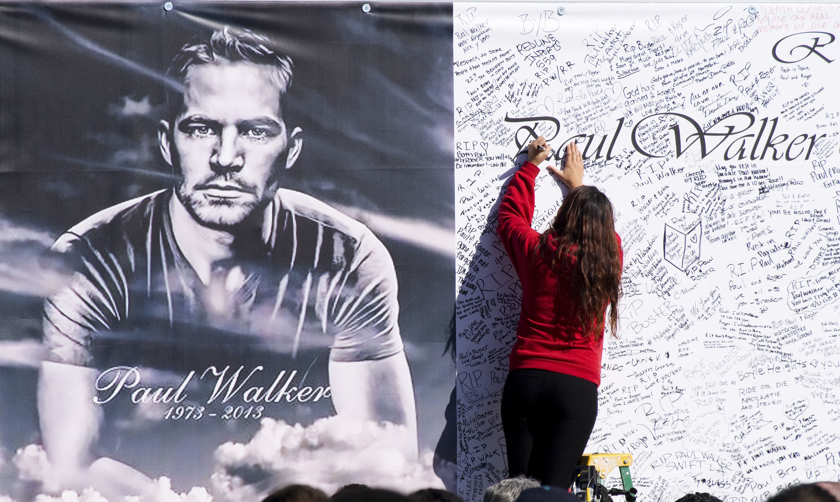Paul Walker's Daughter Shares Heartfelt Message On His Birthday