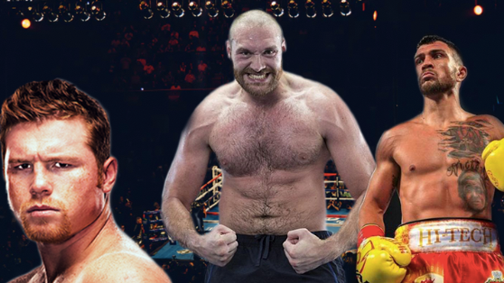 Boxing Fans Are In For A Very Early Christmas Treat