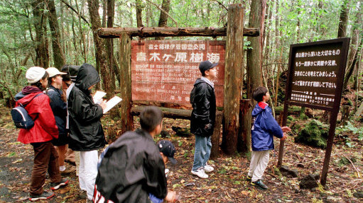 Japan Is Trying To Prevent Deaths In The 'Suicide Forest' Where Logan Paul Filmed