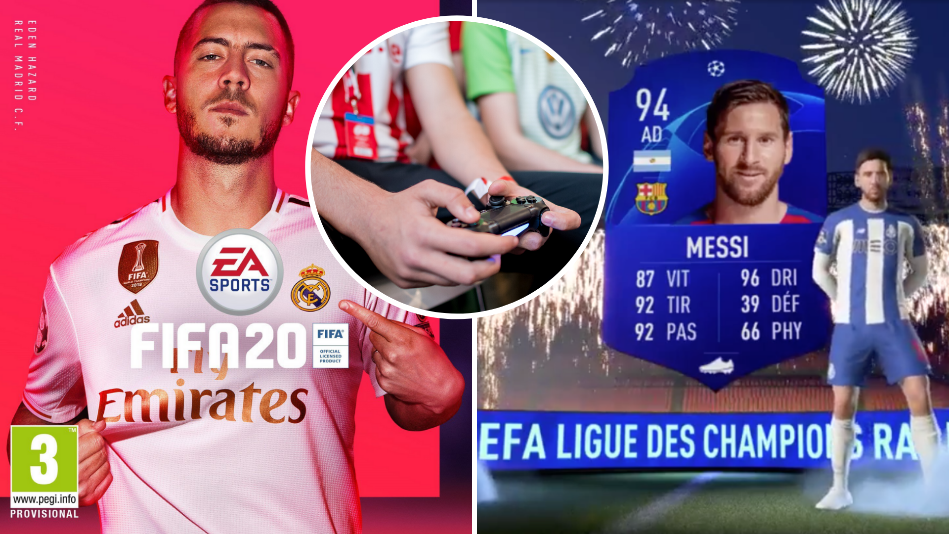 Fifa 20 Publisher Ea Hit With Lawsuit Over Ultimate Team Being Classed As Gambling Sportbible