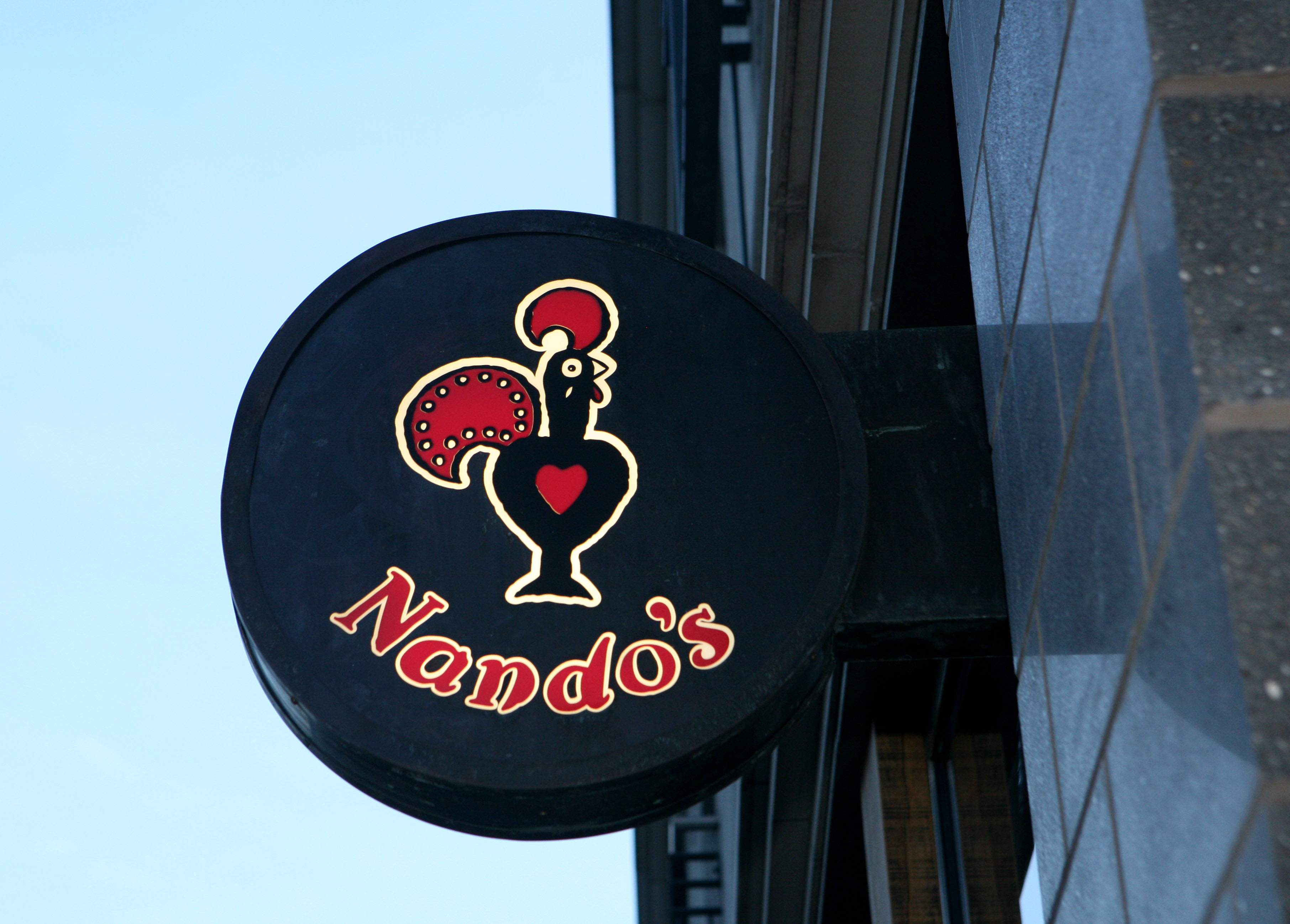 Nando's have a Christmas burger, and you can get it tomorrow