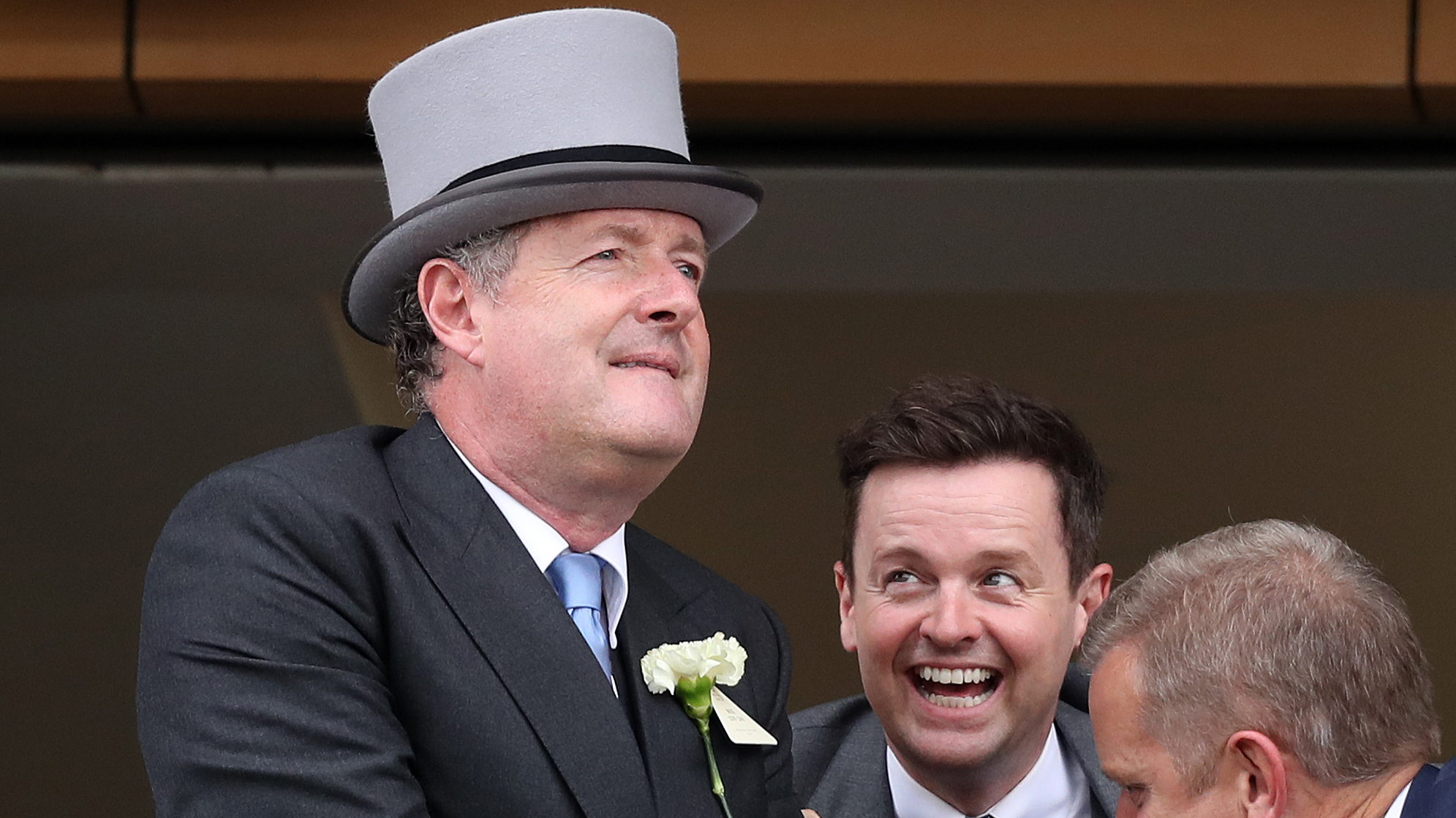 Piers Morgan Hammered After Mocking Daniel Craig For Carrying Baby