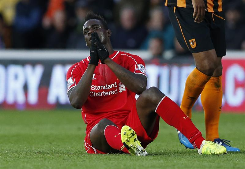 Balotelli's time at Liverpool didn't go well. Image: PA Images