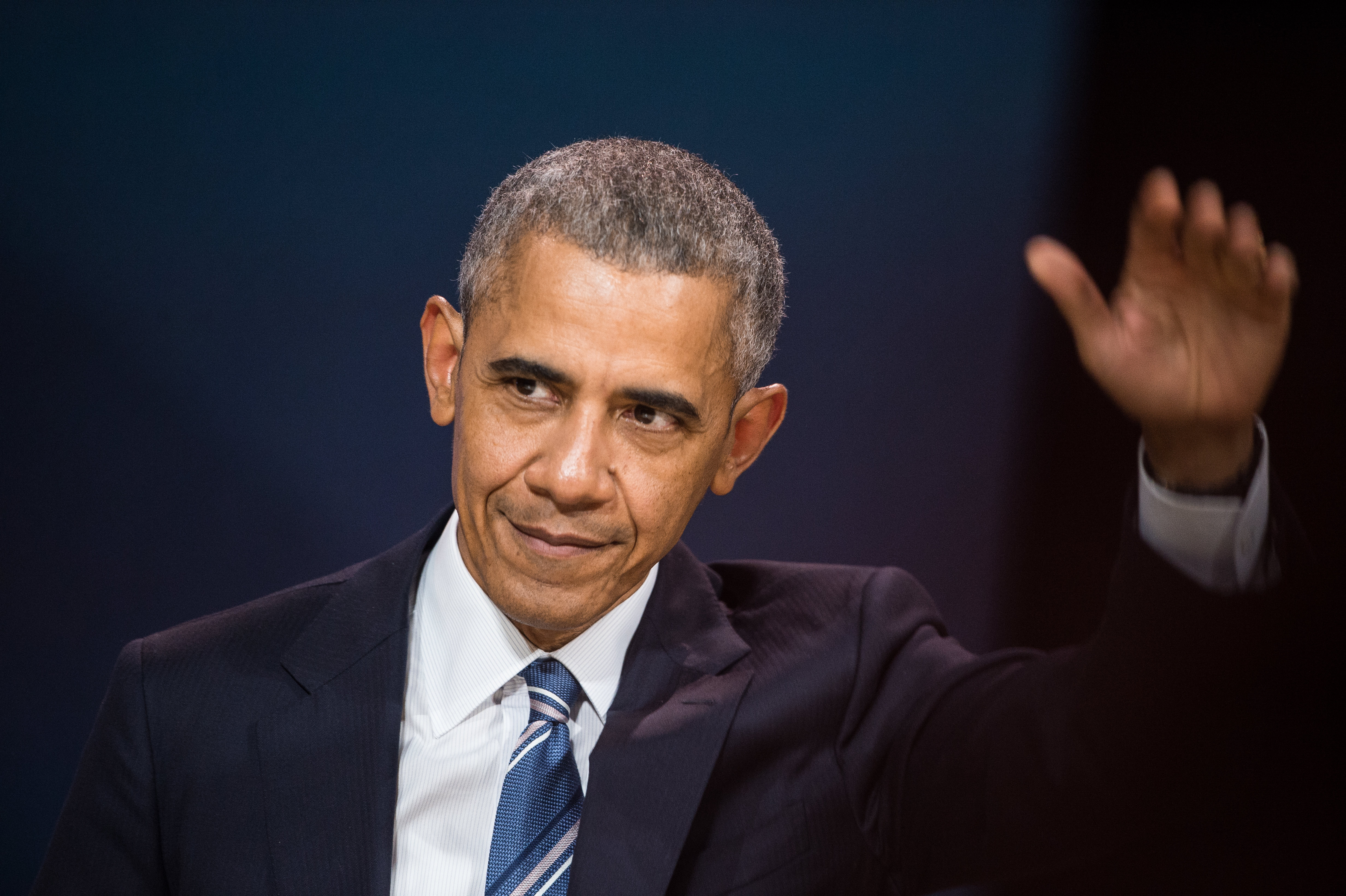 Barack Obama Has Been Voted 'Most Admired Man In The World', 10 Years Running