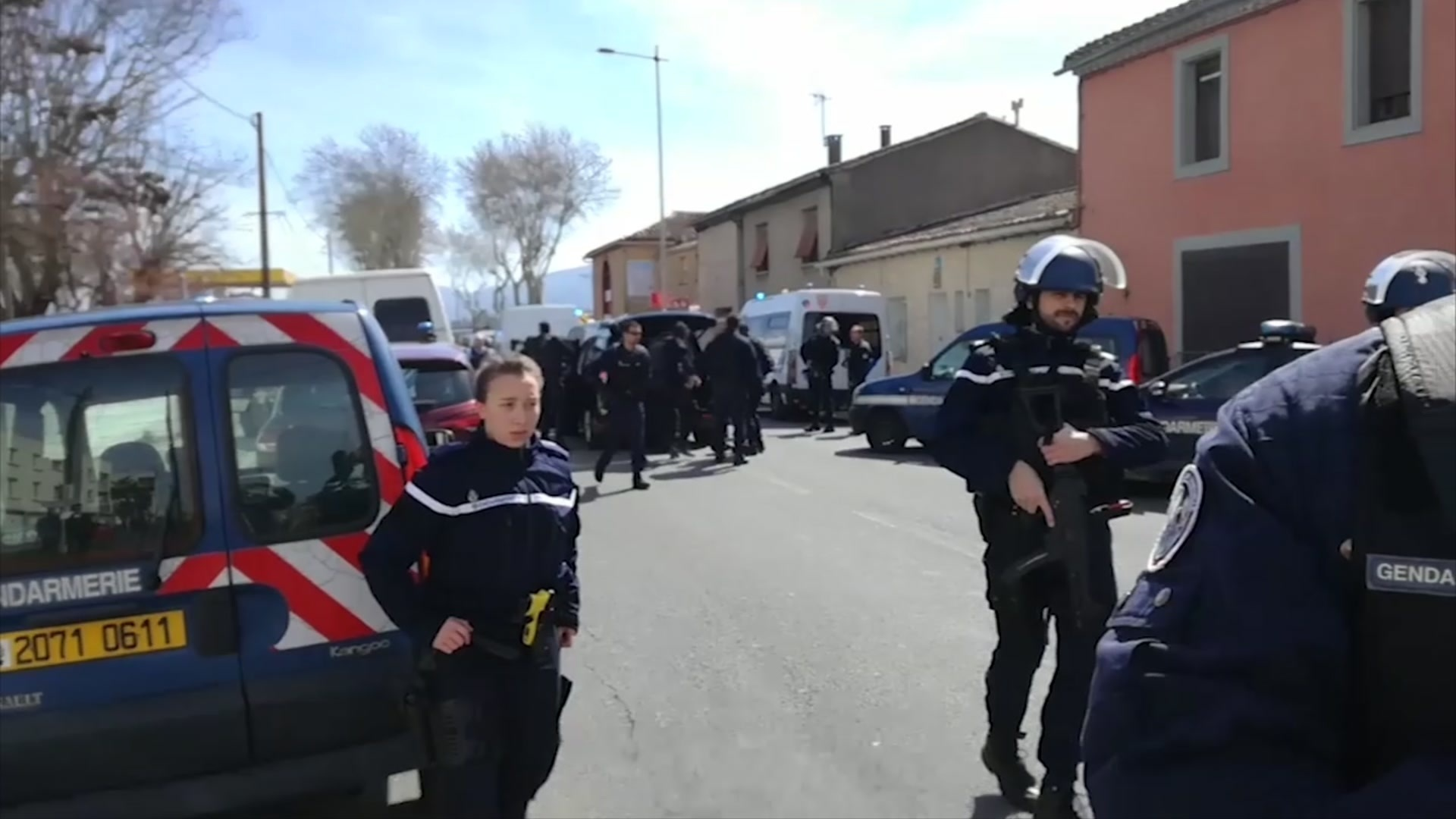 News Frankreich Attentat