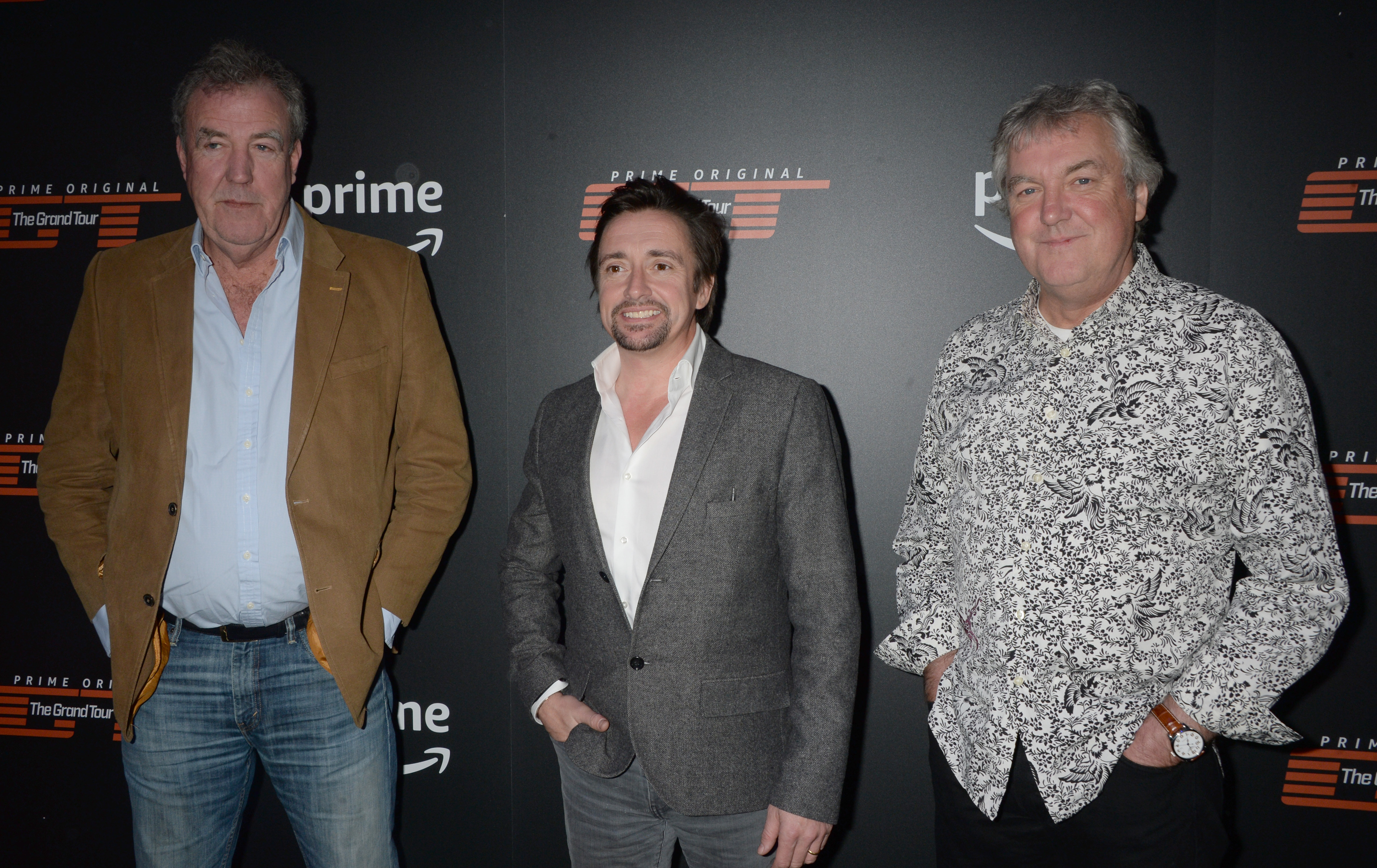Clarkson and the gang are back soon with the third series of 'The Grand Tour'. Credit: PA