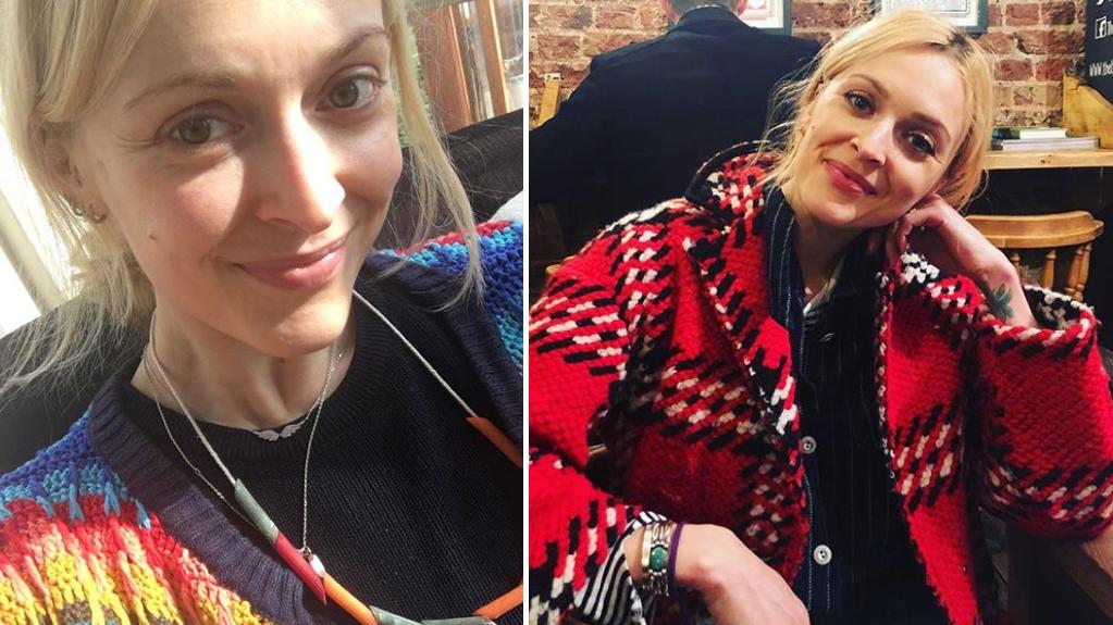 EXCLUSIVE: Fearne Cotton Reveals 'Feeling Like A Freak' Over Mental Health Fears