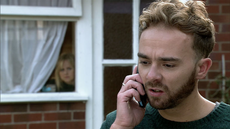 Coronation Street: David Platt to be the victim of male rape