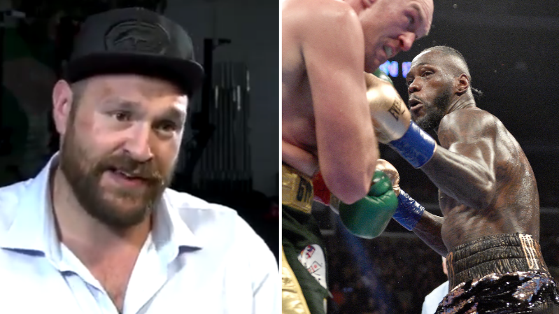 Tyson Fury Predicted What Would Happen Against Deontay Wilder A Year Ago
