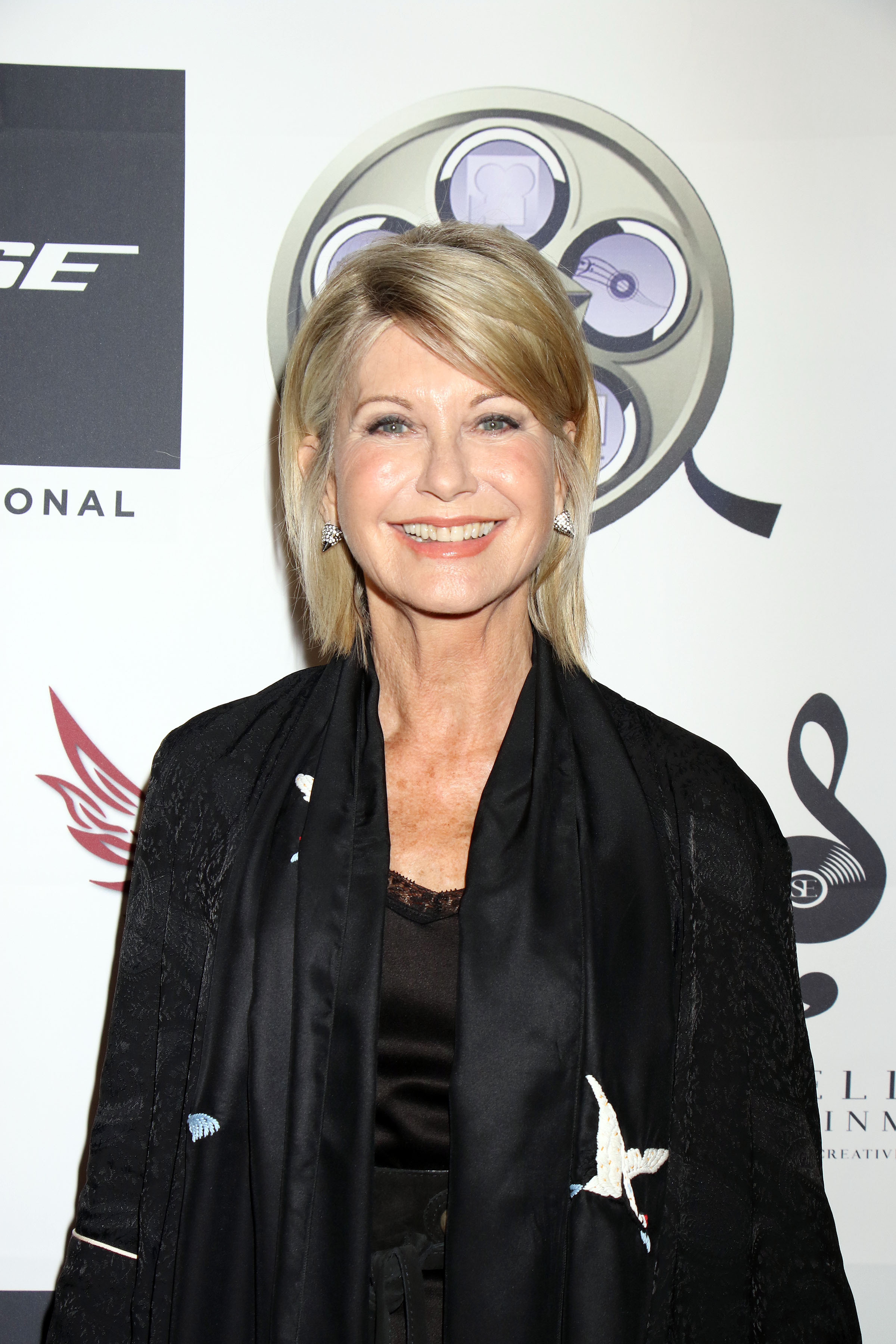 The Grease icon chose to keep her second diagnosis secret. Credit: PA Images
