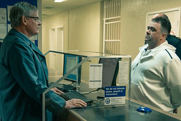 Manhunt is a three-part drama. (Credit: ITV)