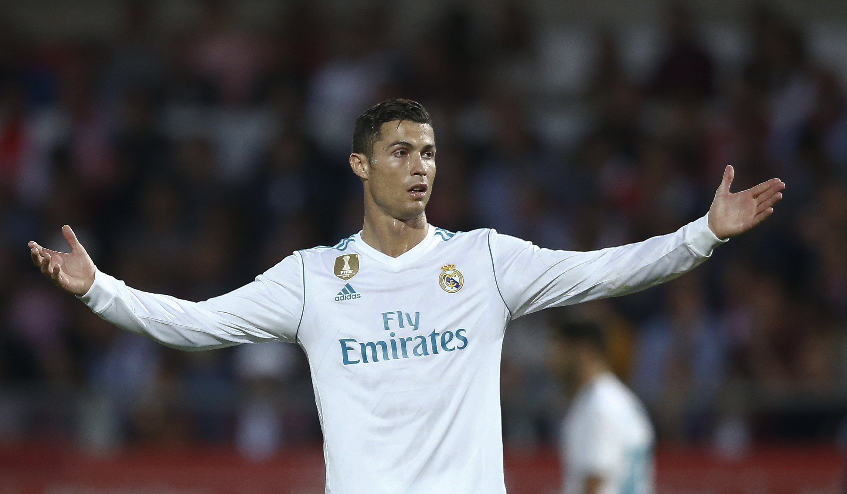 Why wouldn't Cristiano Ronaldo swap shirts?! Girona player reveals all