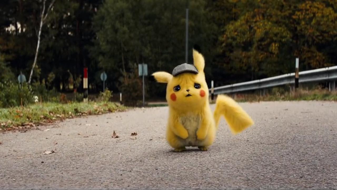 Detective Pikachu / Credit: Warner Bros Pictures, The Pokémon Company
