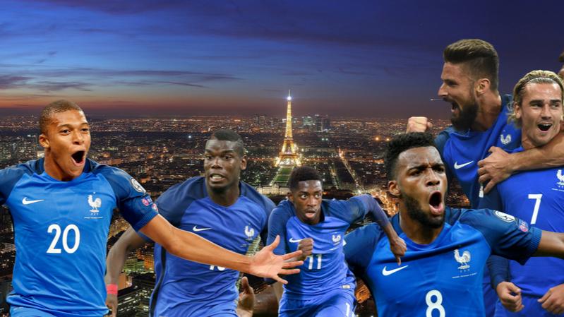 France's 23-Man World Cup Squad Is Magnifique