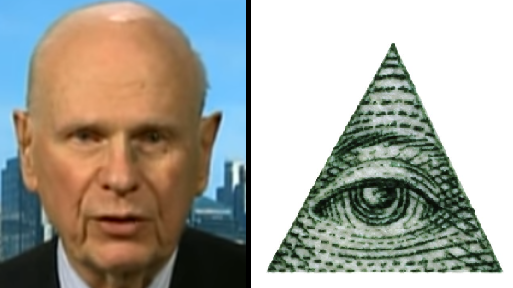Canada's Former Defense Minister Claims The Illuminati Is Real