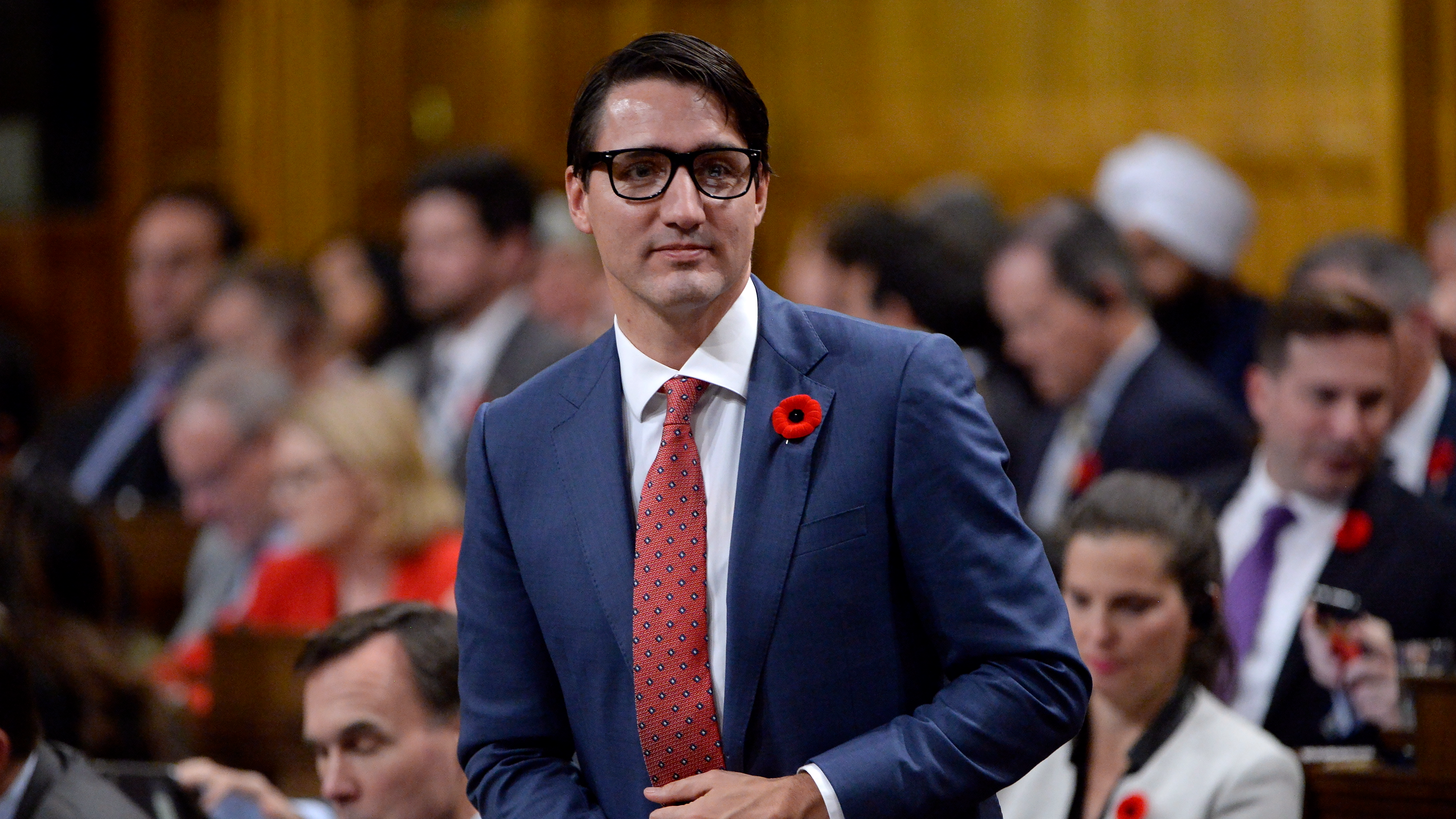 Canadian Prime Minister Justin Trudeau's Clark Kent/Superman Costume Was Brilliant