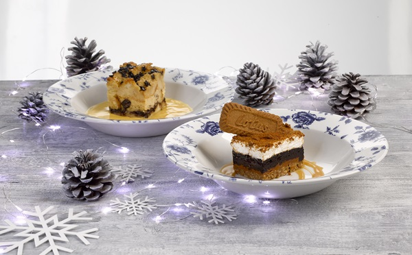 The pub chain has also released two new festive desserts. (Credit: Wetherspoons)
