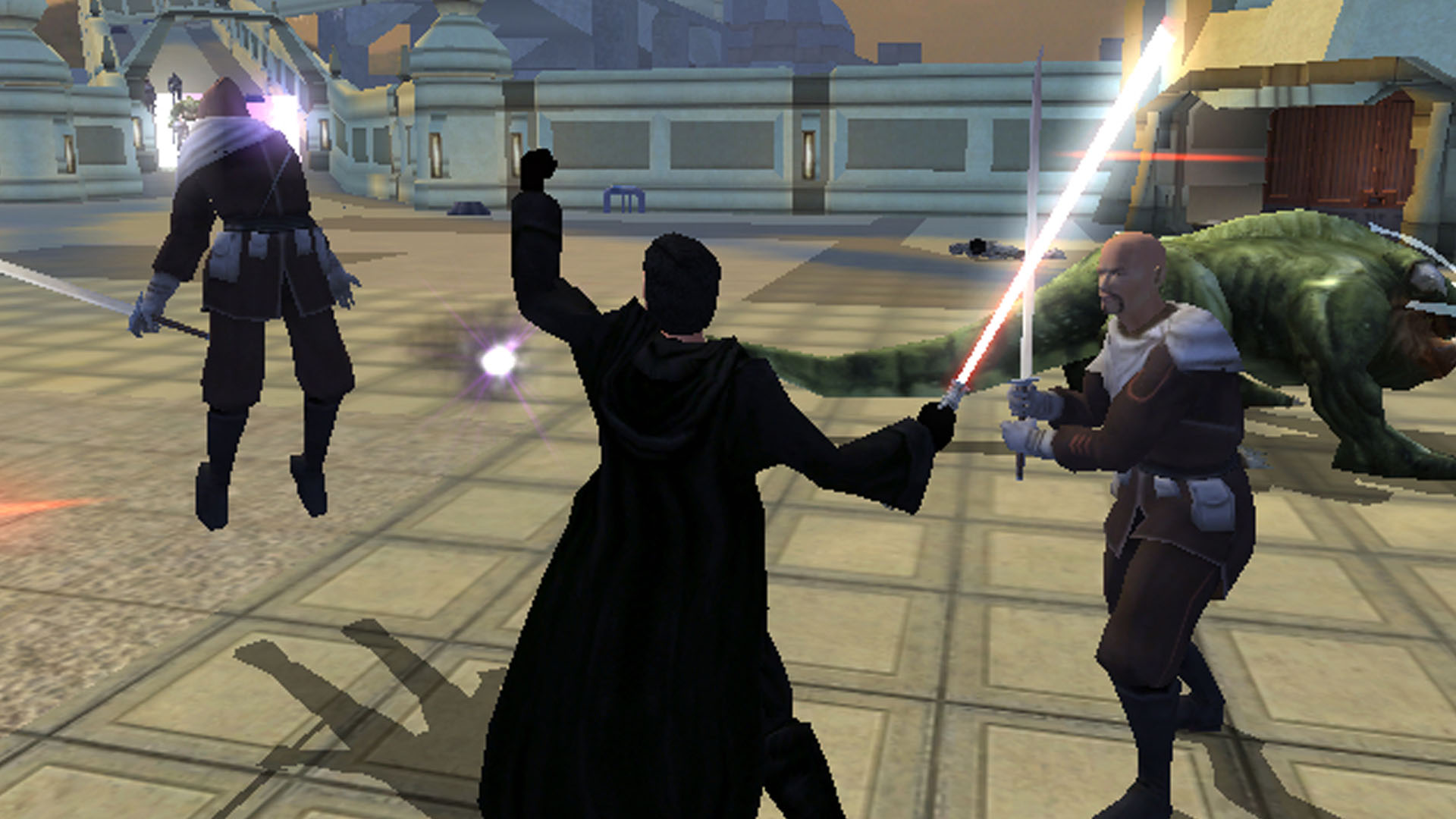The fact that we could have had a Knights of the Old Republic 3 makes me want to force choke something