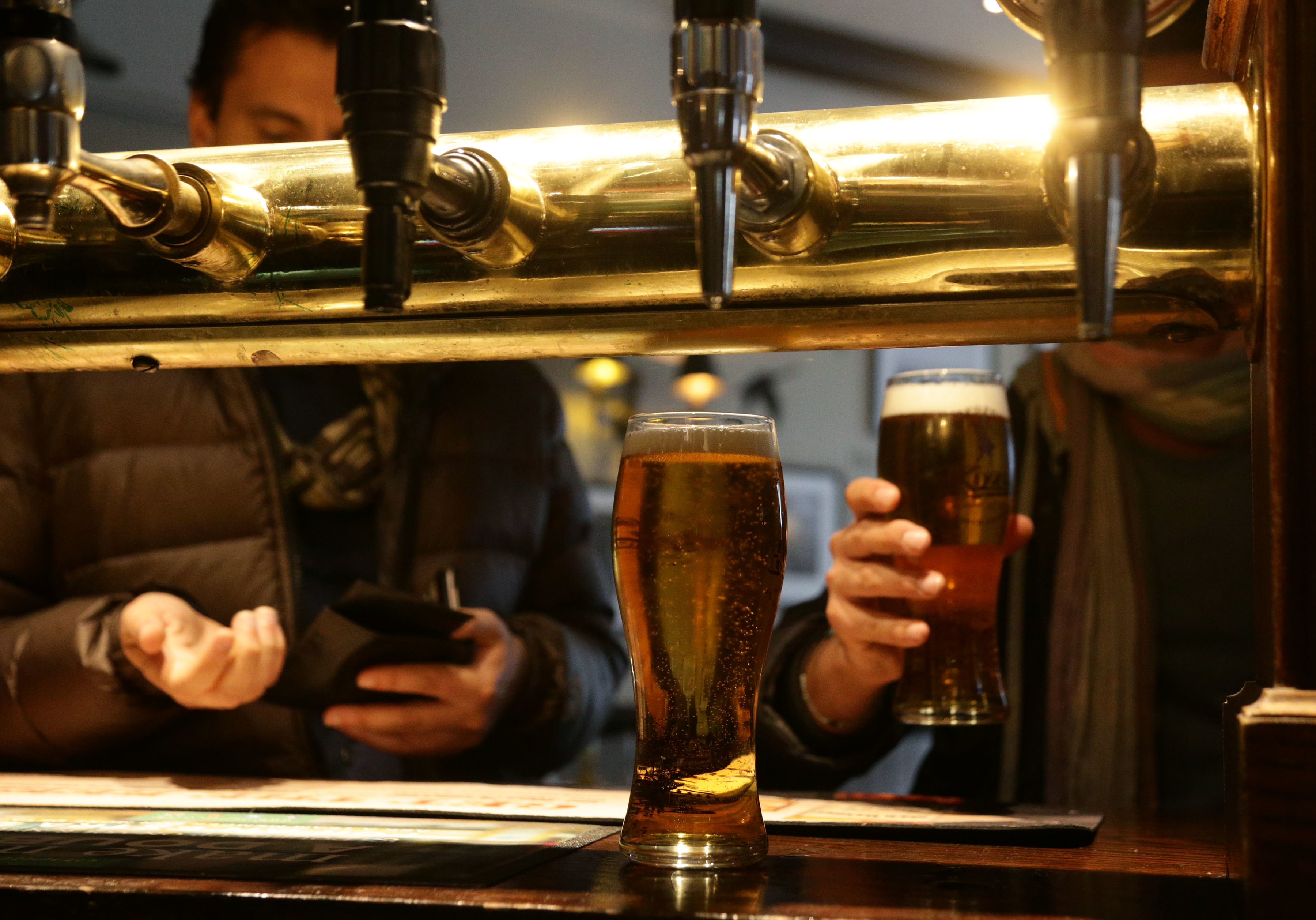 Britons are the worst for being drunk