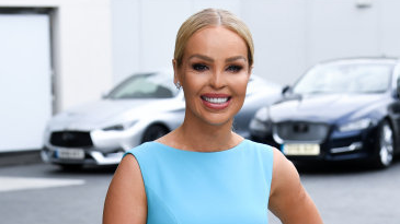 Katie Piper Hits Back At Trolls Who Accuse Her Of Mum Shaming