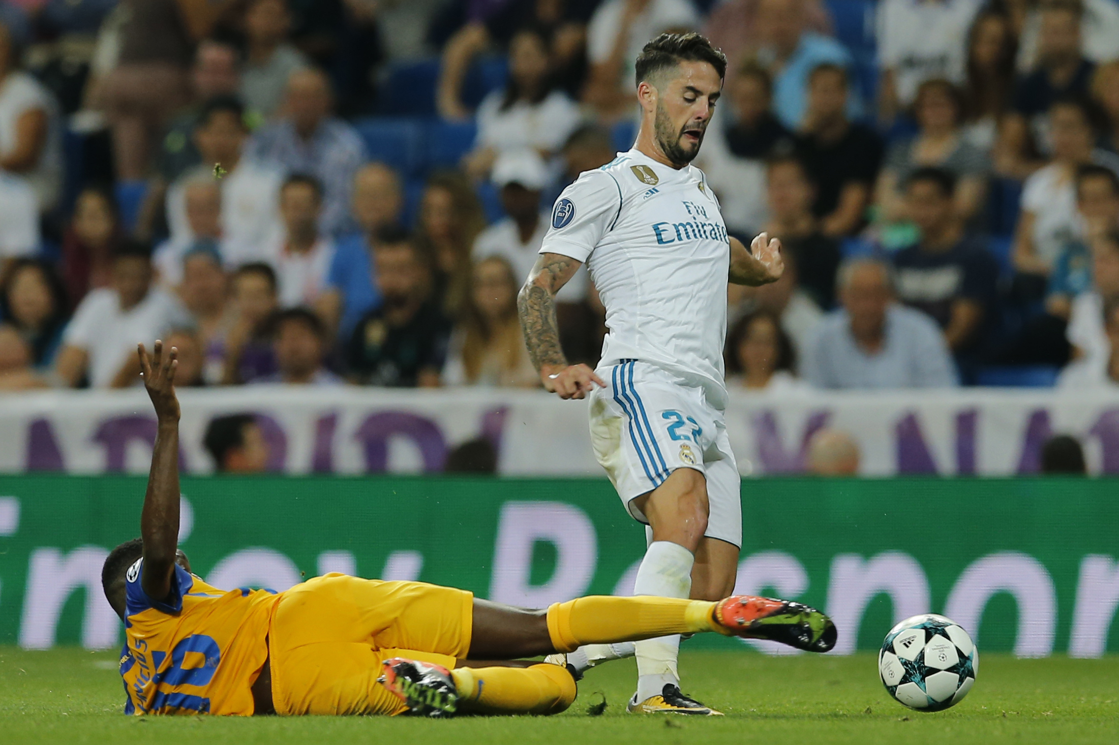 Real Madrid s Isco Reveals His Reaction When Barcelona Contacted