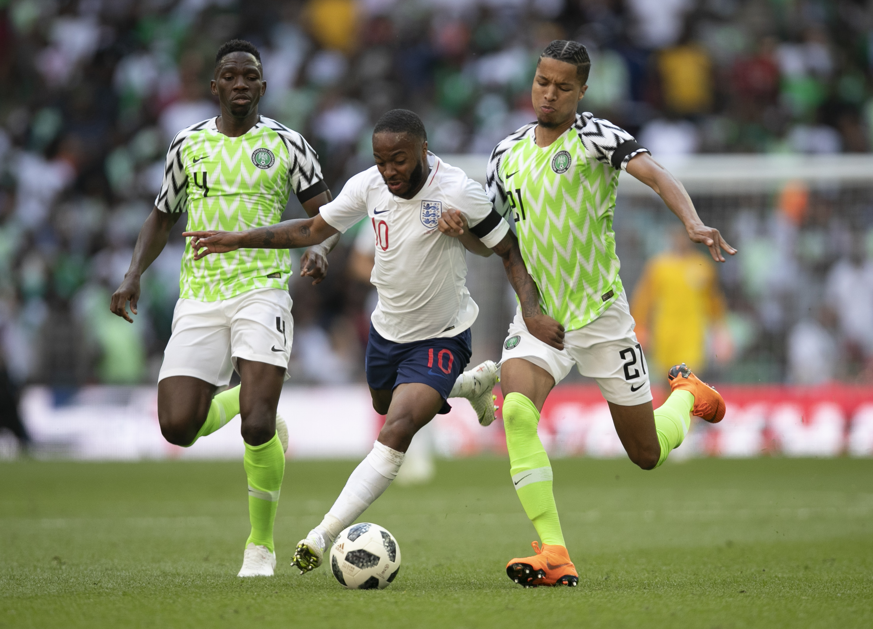Nigeria s Travel Outfits For The World Cup Might Just Be The Coolest ... 748a55876