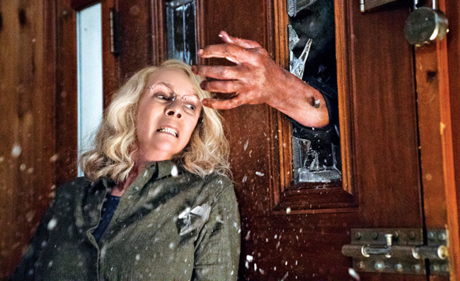 'Halloween' slashes franchise record with $77.5 million launch