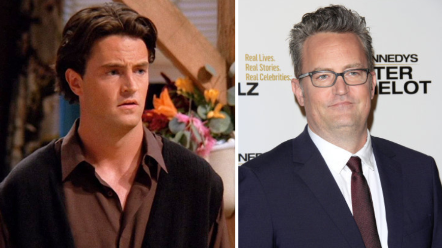 Friends Star Matthew Perry Recovering After Emergency Surgery