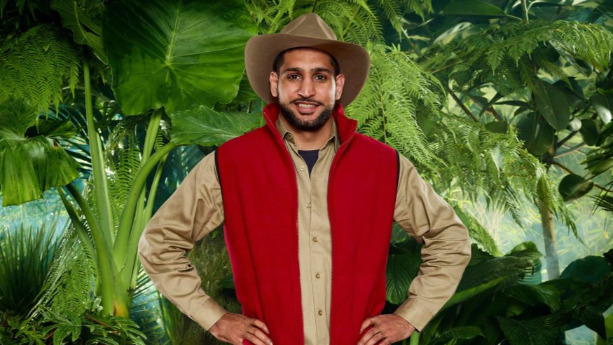 ​Amir Khan Is Making Way More From 'I'm A Celebrity' Than Everyone First Thought